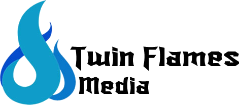Logo Twin Flames Media Website Design