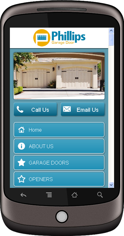 Phillips Door Mobile Site 2.fw